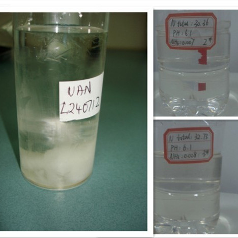 Urea Ammonium Nitrate Solution(UANS)